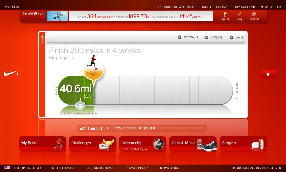 159.40 miles left