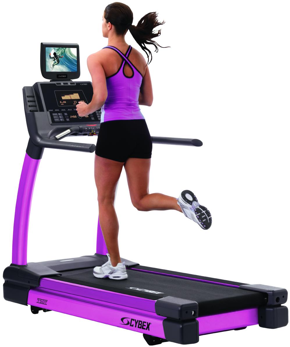 Cybex Treadmill Weight Loss Program: Pink Is The New Treadmill. ‹ ZumeWalk